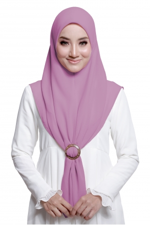 Bawal Express Plain in Dusty Pink