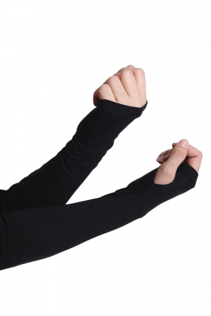 Sport Hand Sock in Black