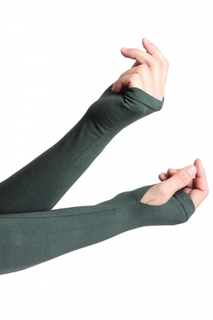 Sport Hand Sock in Green