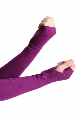 Sport Hand Sock in Purple