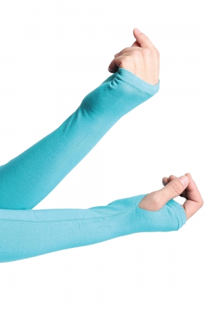Sport Hand Sock in Turquoise