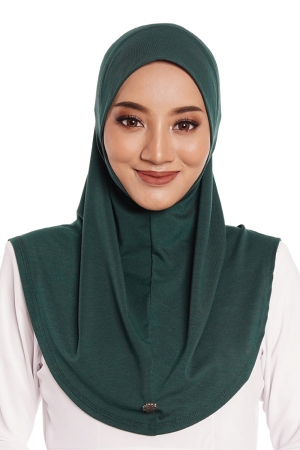 EZ Sarung in Dark Green